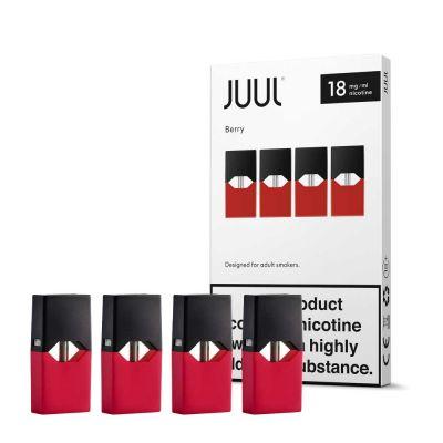 JUUL Pods x 4