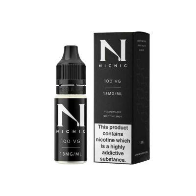 Nic Nic 100% VG Nicotine Shot